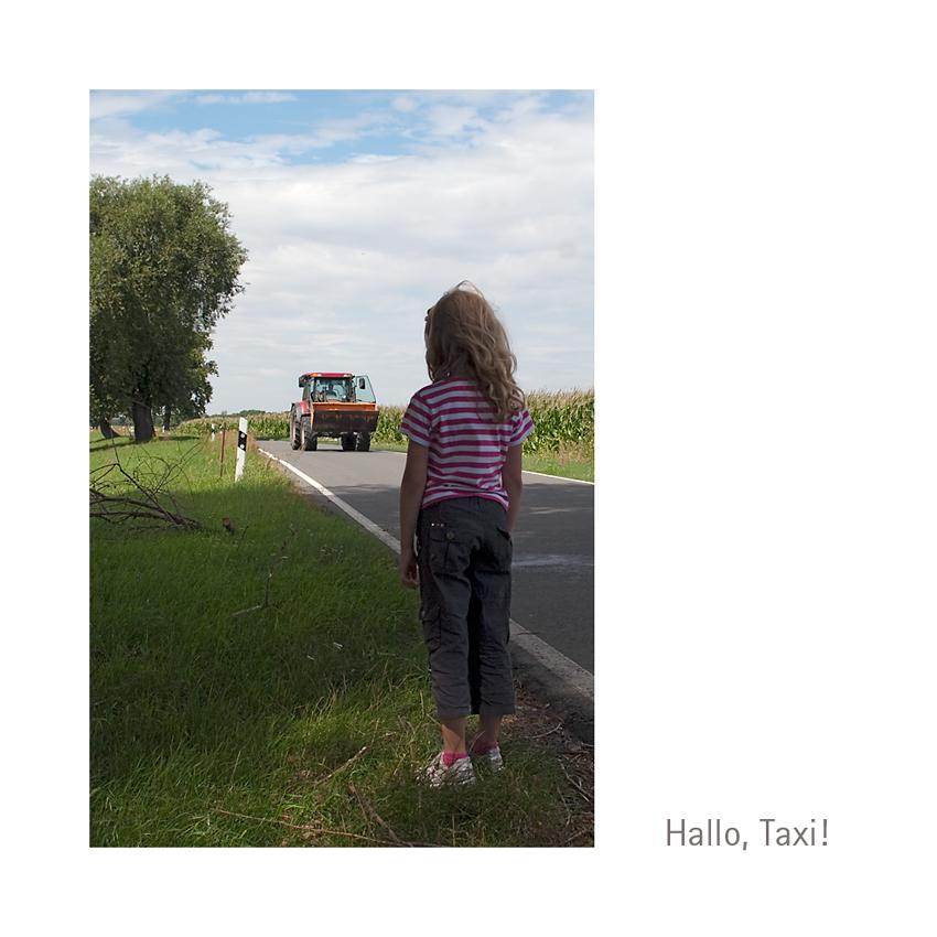 Hallo, Taxi!