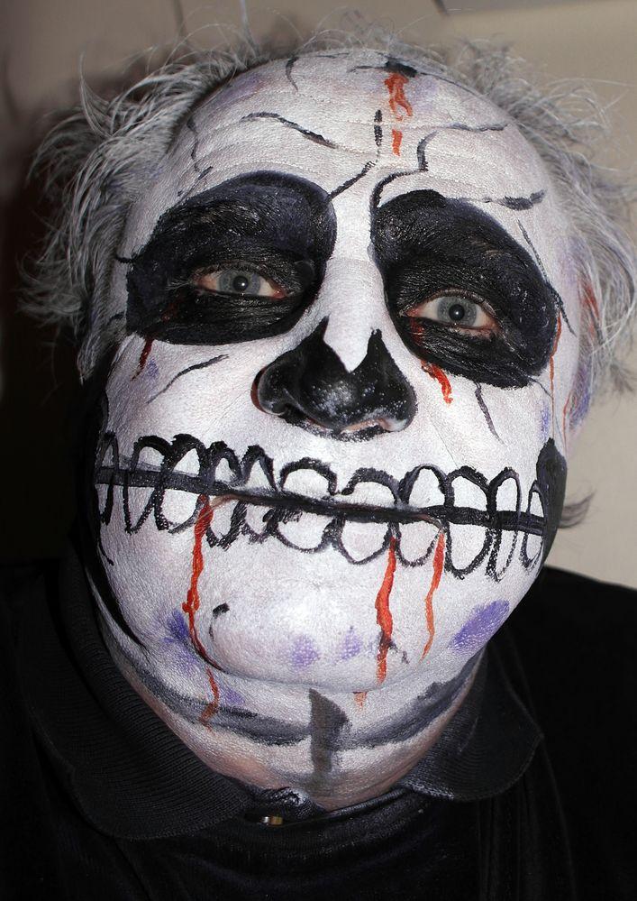 Halloween Breitmaul