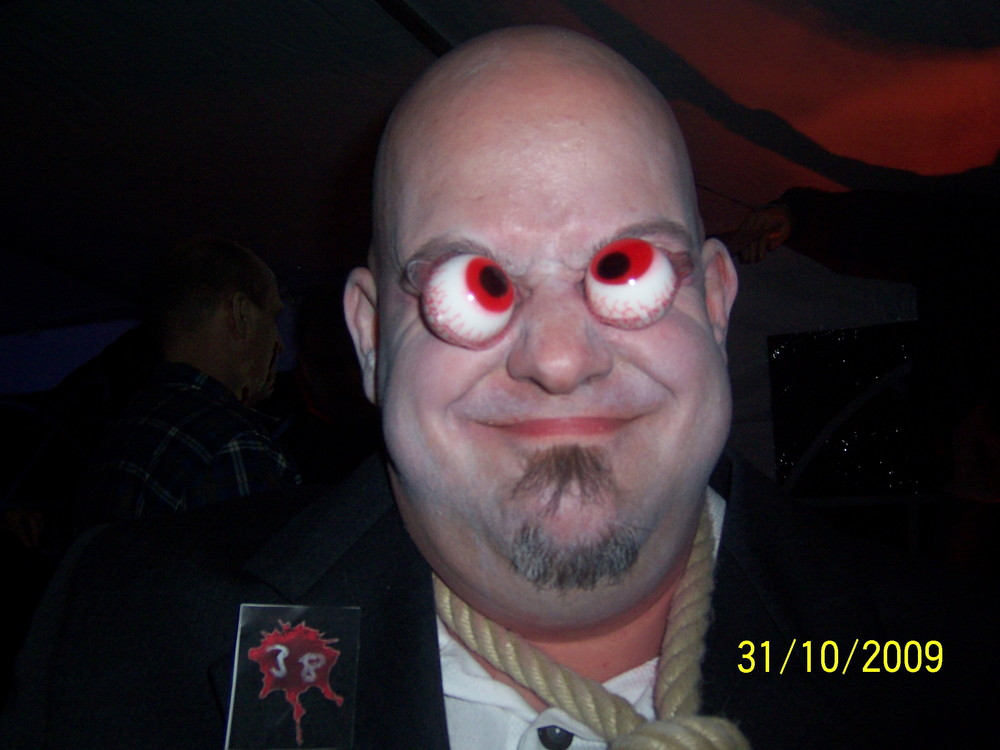 Halloween die 2.