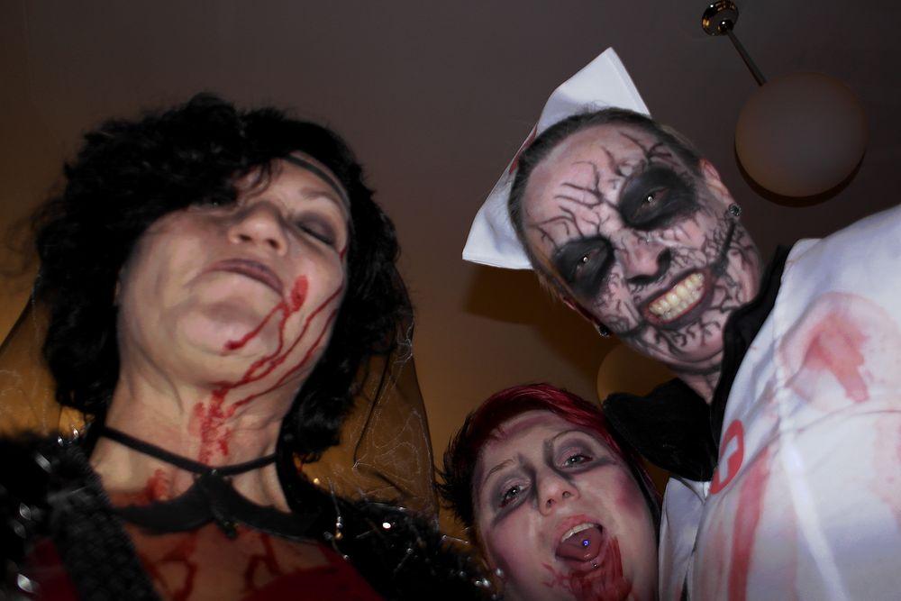 Halloween die Drei
