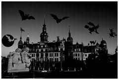 Halloween in Dresden