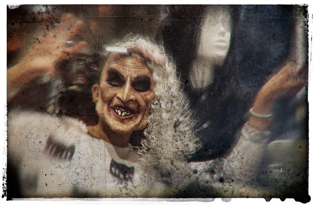 halloween- kleine hexe