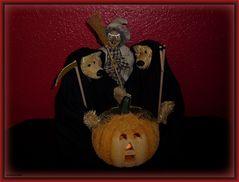 Halloween mit Ferdi und Ole