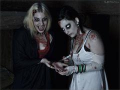 Halloween Party -2- (Die Verwandlung)