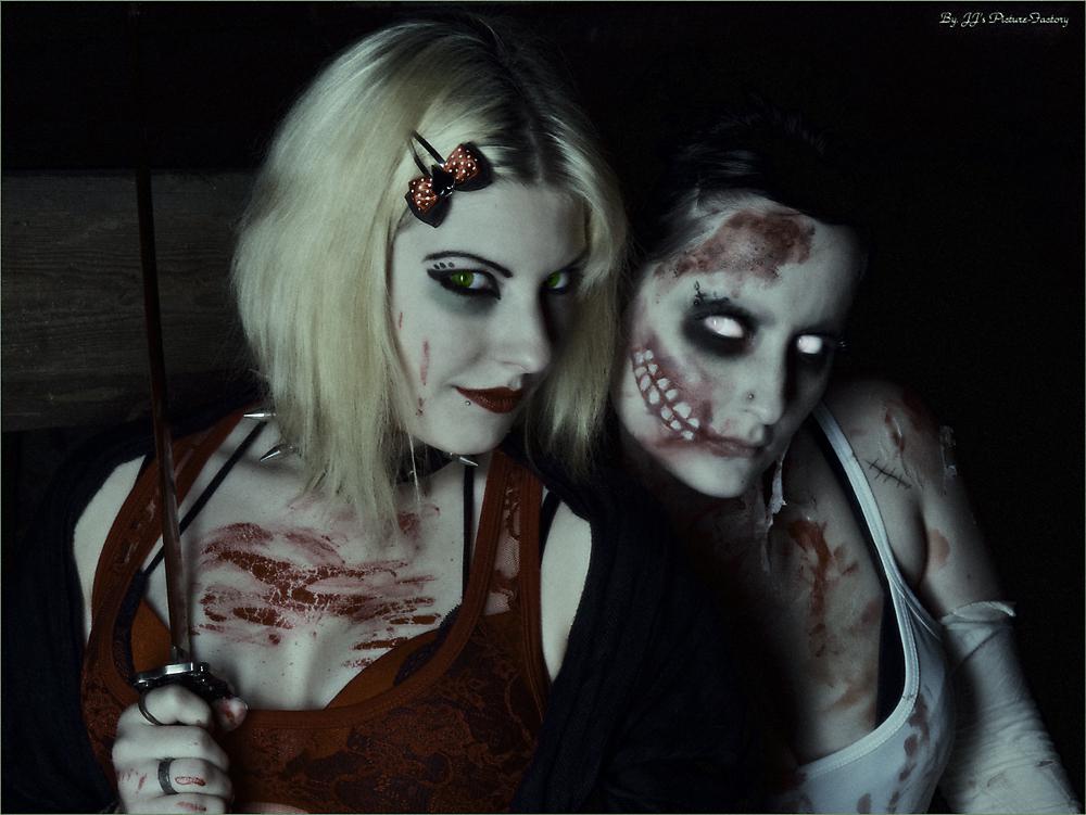 Halloween Party -3- ( Blutgier)