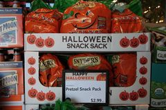 Halloween Snack Sack, bigger, biggest ? Las Vegas , USA
