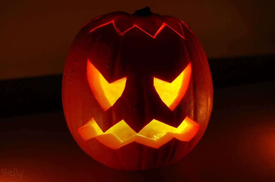Halloween @ Zuhause