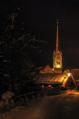 Hallstatt-Kirche