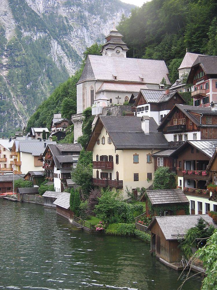 Hallstatt (Österreich)
