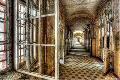 * hallway *