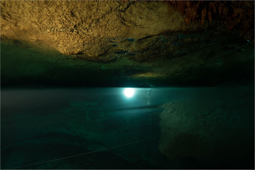 "Halocline 2 (Höhle ""Regina"")"