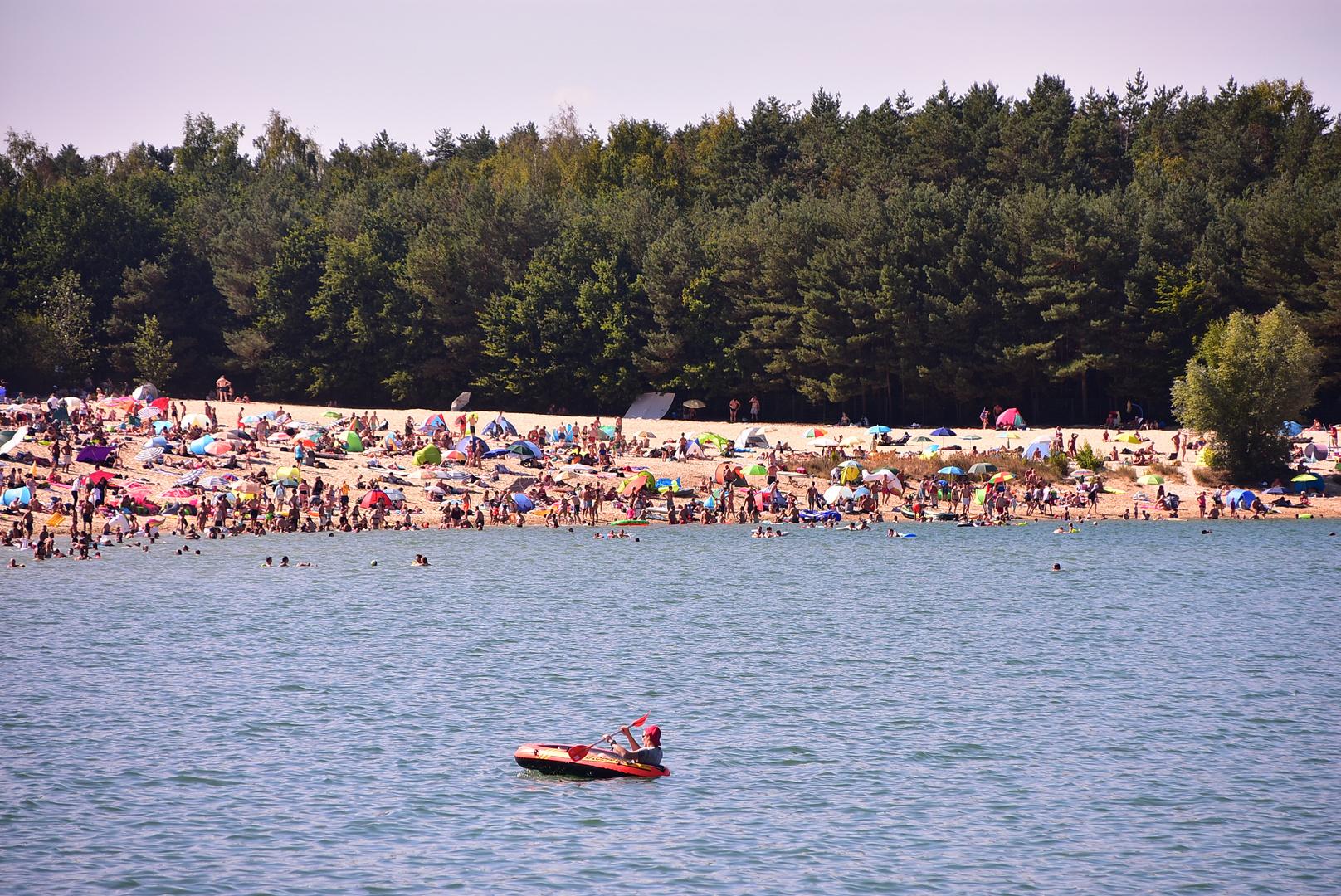 Haltern am See Silbersee 2 Juli 2018 Foto & Bild