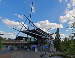 Haltestelle Centro Oberhausen