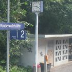 Haltestelle Chemnitz Kinderwaldstätte