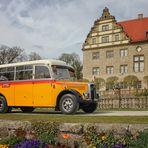 Haltestelle Schlosspark