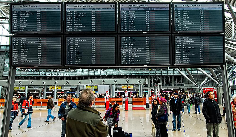HAM-No Departure from Hamburg