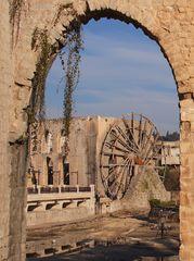 Hama , Wassermühle