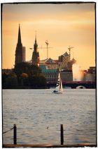 Hambourg...