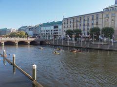 Hamburg 2 im Oktober