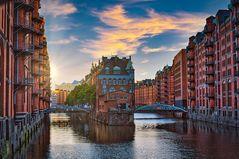 Hamburg #8 (Wasserschloss)