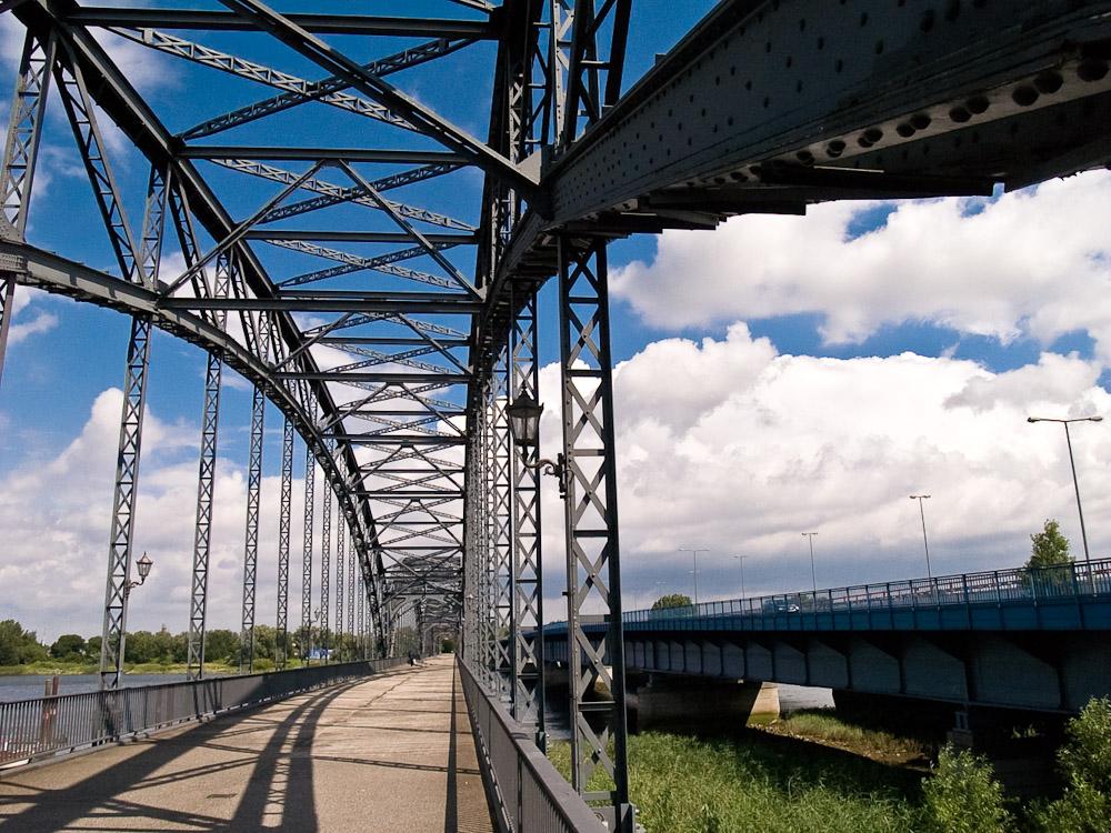 Hamburg: Alte Süderelbbrücke