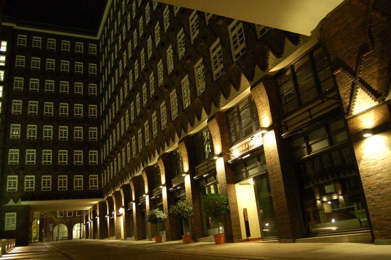 Hamburg: Around the Chilehaus I
