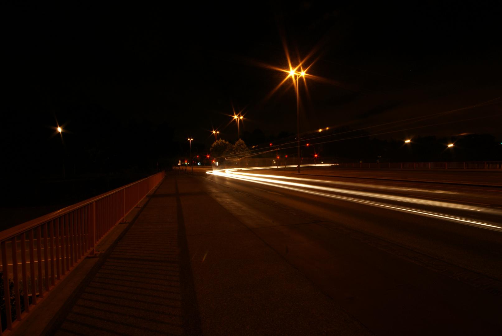 Hamburg at night 2