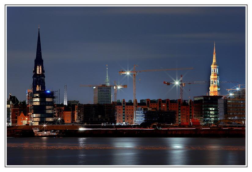 Hamburg baut...