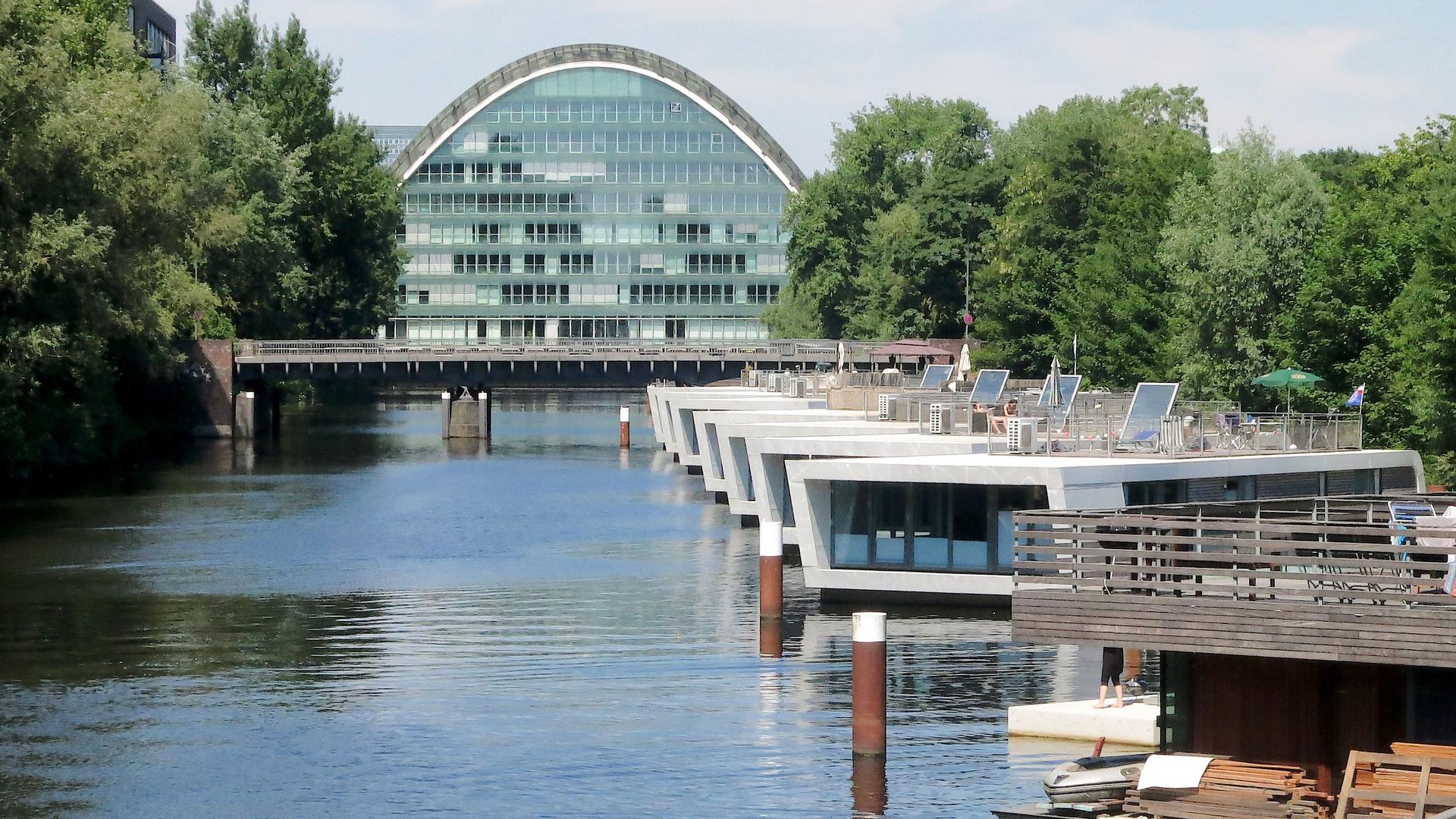 Hamburg - Berliner Bogen