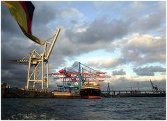 Hamburg - Containerterminal #1