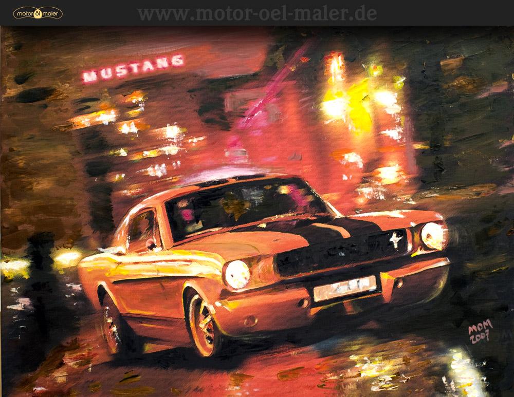 Hamburg Cruising Night – Shelby Mustang
