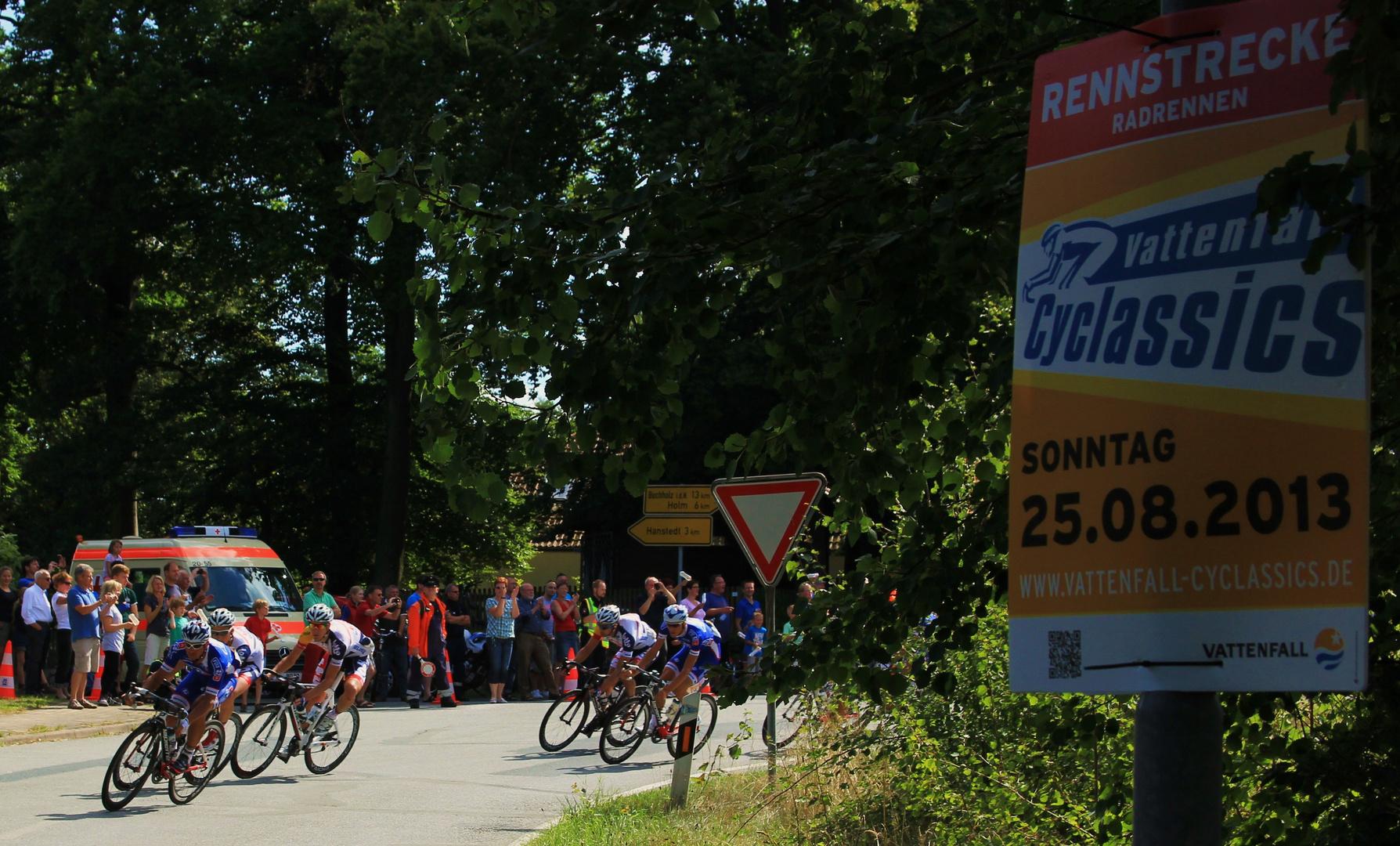 Hamburg Cyclassics 2013