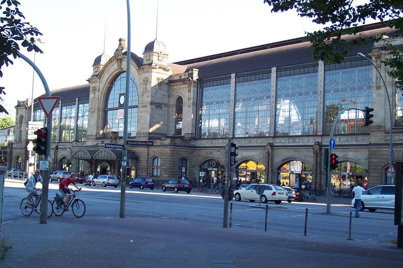 Hamburg- Dammtor