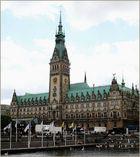 Hamburg ... das Rathaus