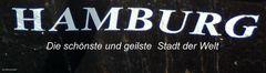 Hamburg , das Tor zur Welt , nicht nur Hafen und St.Pauli ,