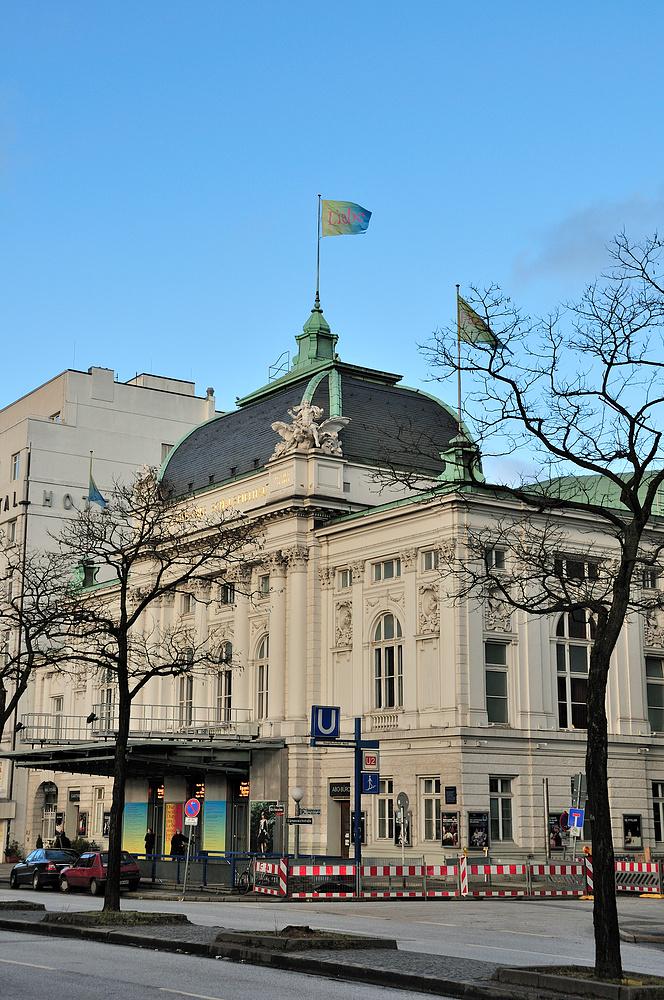 Hamburg - Deutsches Schauspielhaus 14