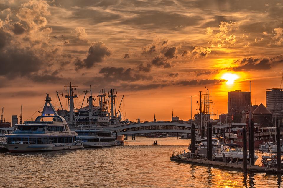 Hamburg eben... 4.0