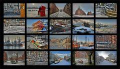 * Hamburg ein Wintertraum *