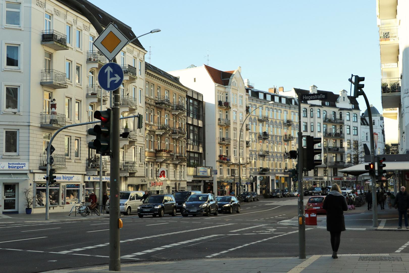Hamburg Eppendorf Foto Bild Architektur Stadtlandschaft City