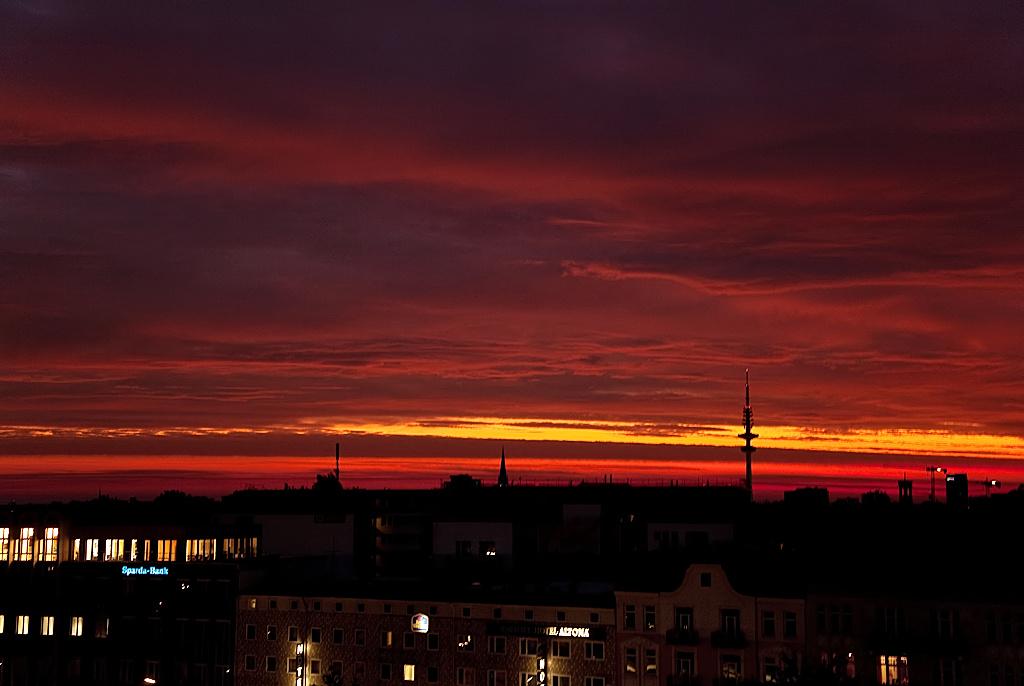 Hamburg erwacht!