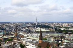 Hamburg from the Top