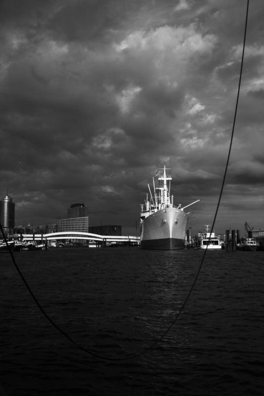 Hamburg, geliebtes Hamburg...