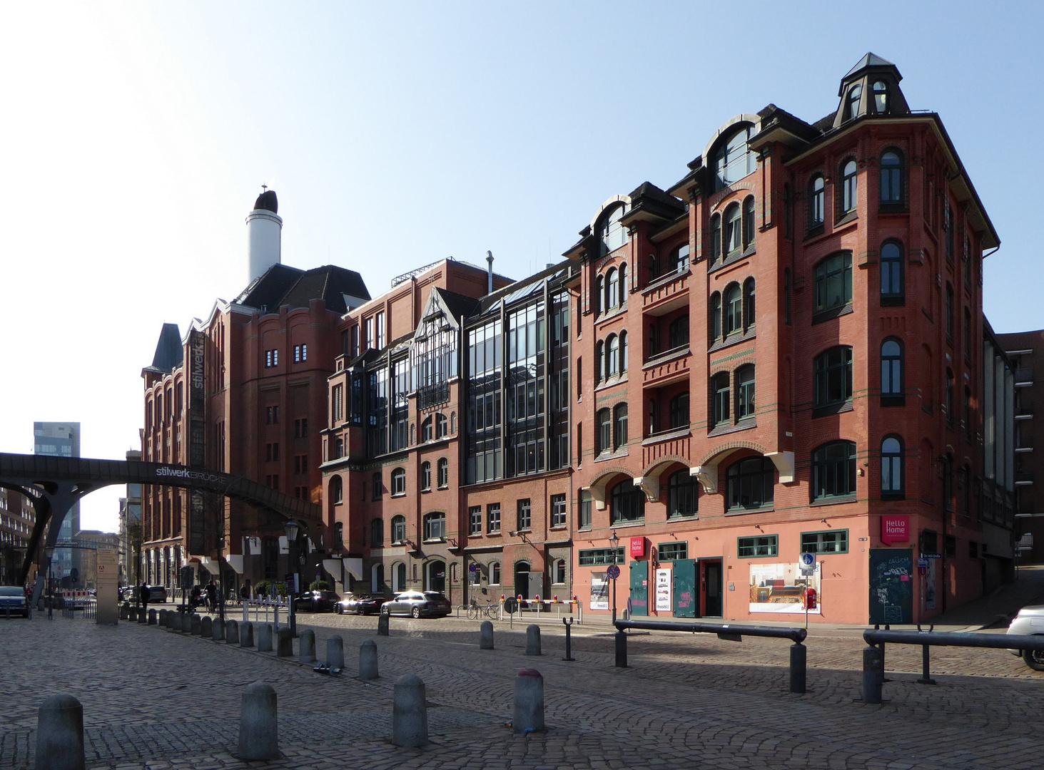 hamburg gro e elbstra e 68 foto bild architektur deutschland europe bilder auf fotocommunity. Black Bedroom Furniture Sets. Home Design Ideas