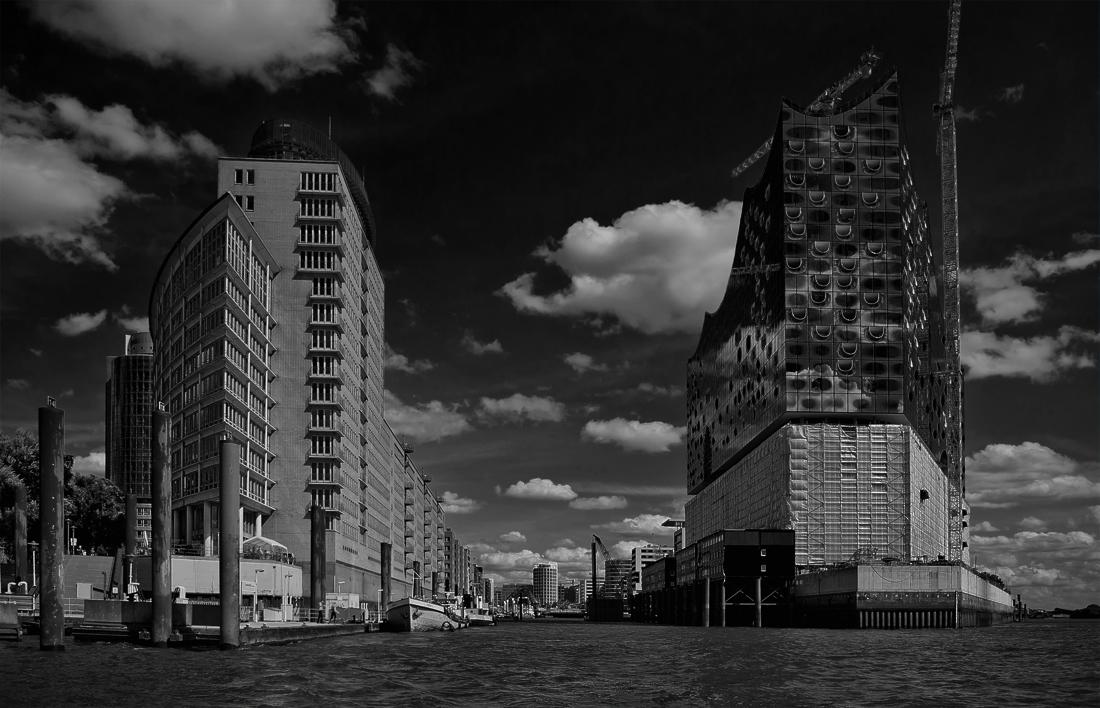 Hamburg - Hafen-City
