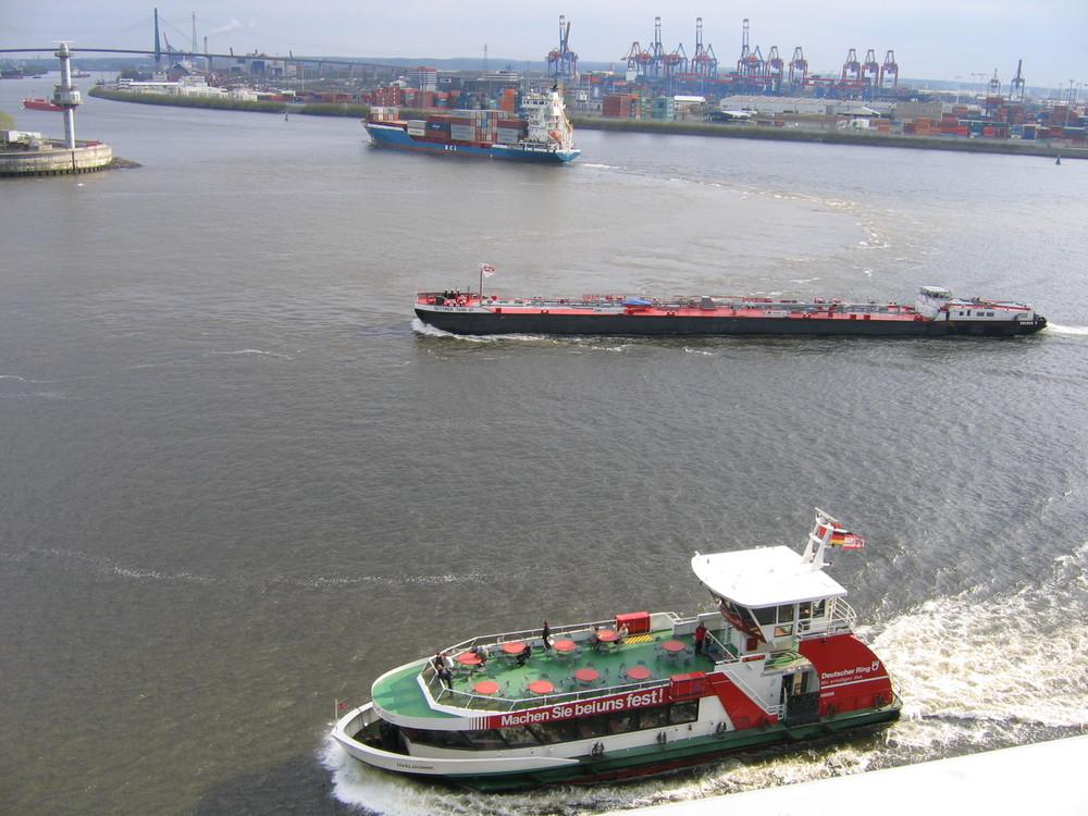 Hamburg - Hafen (Dockland)