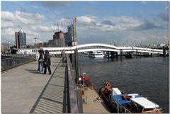 Hamburg - Hafenbrücke