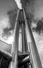 Hamburg - Hafencity - Wolkenmacher