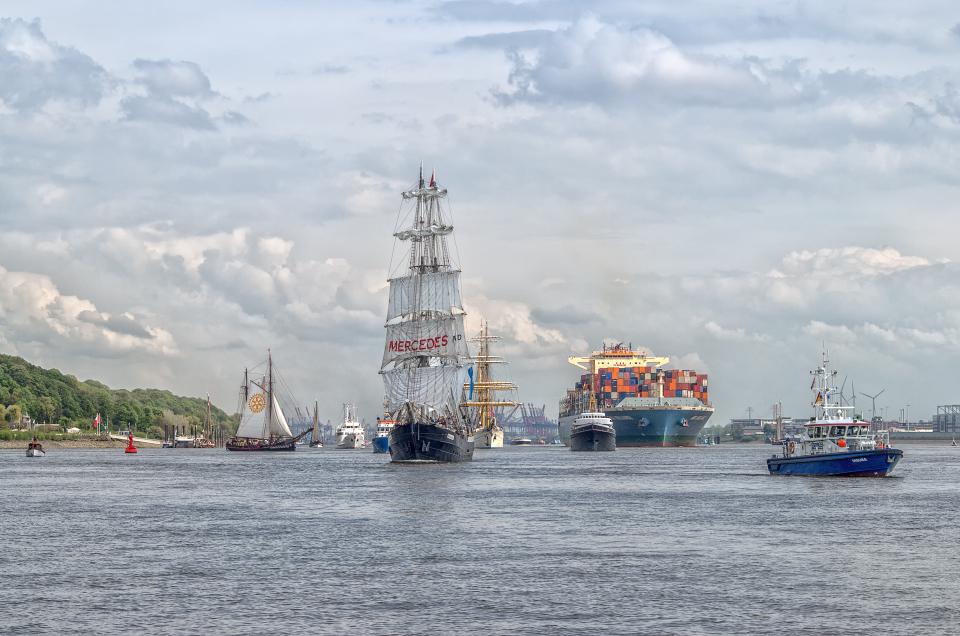 Hamburg Hafengeburtstag 2015