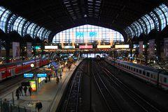 Hamburg - Hauptbahnhof