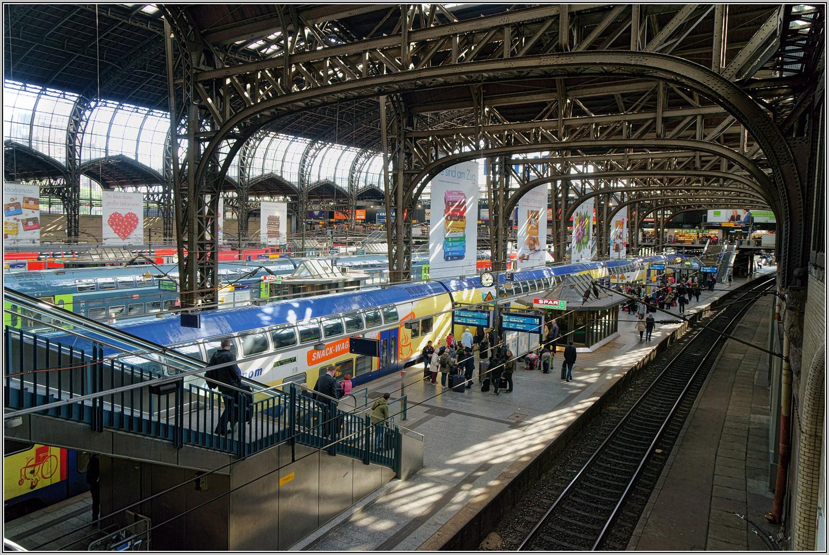 Hauptbahnhof Nord Hamburg